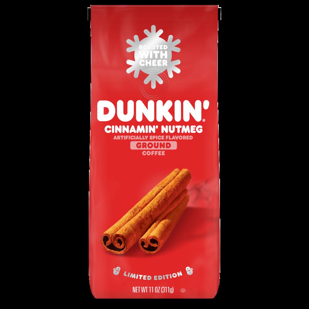 Cinnamin' Nutmeg Ground Coffee