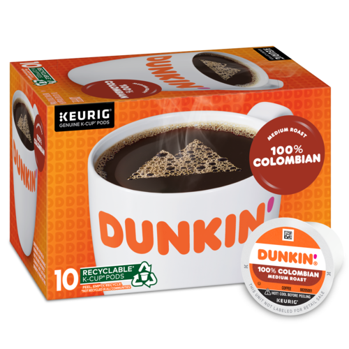Colombian Coffee K‑Cup® Pods