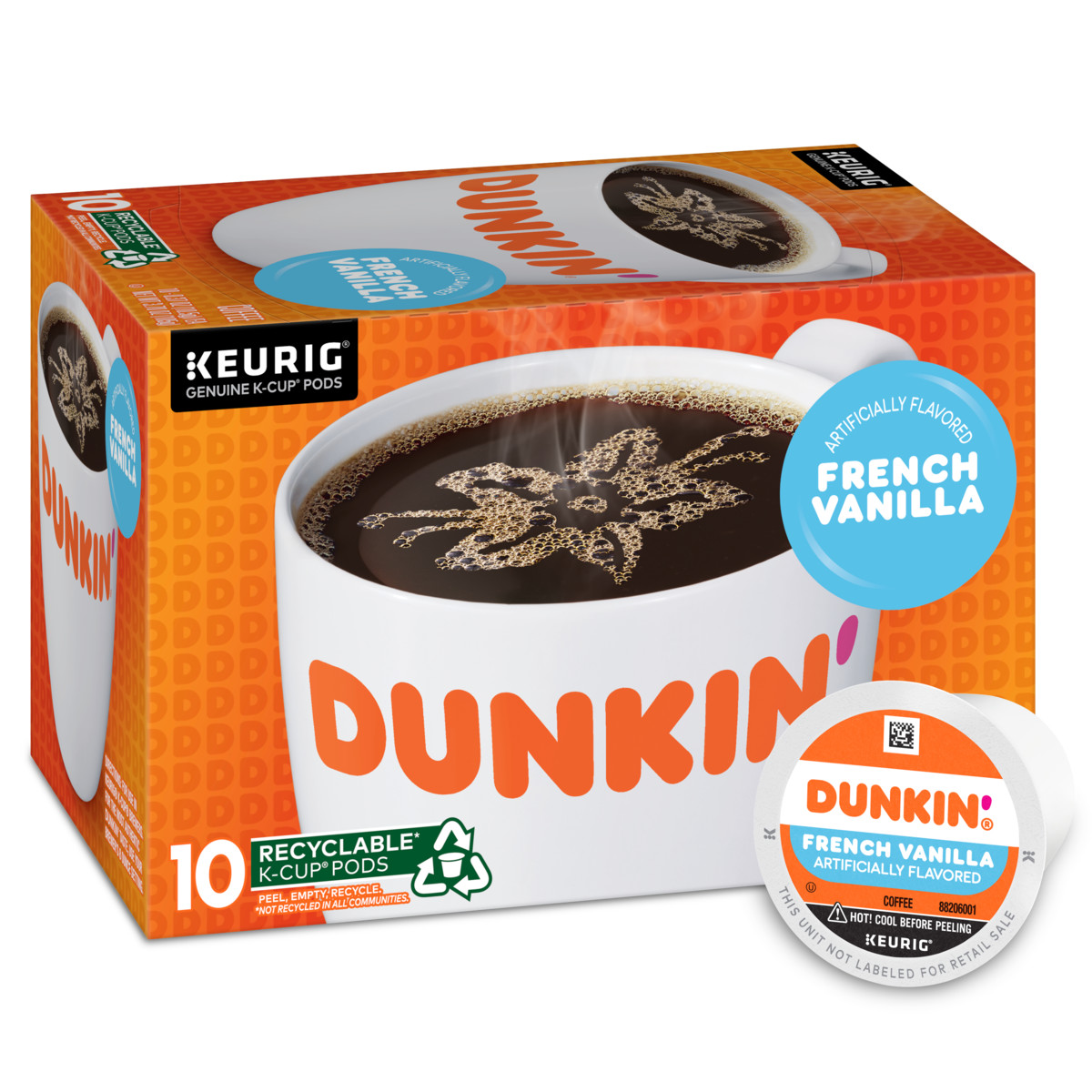 French Vanilla K‑Cup® Pods