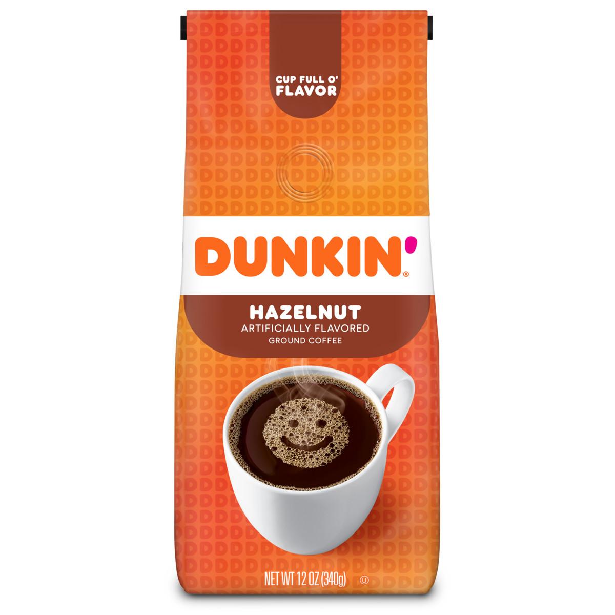 Hazelnut Ground Coffee