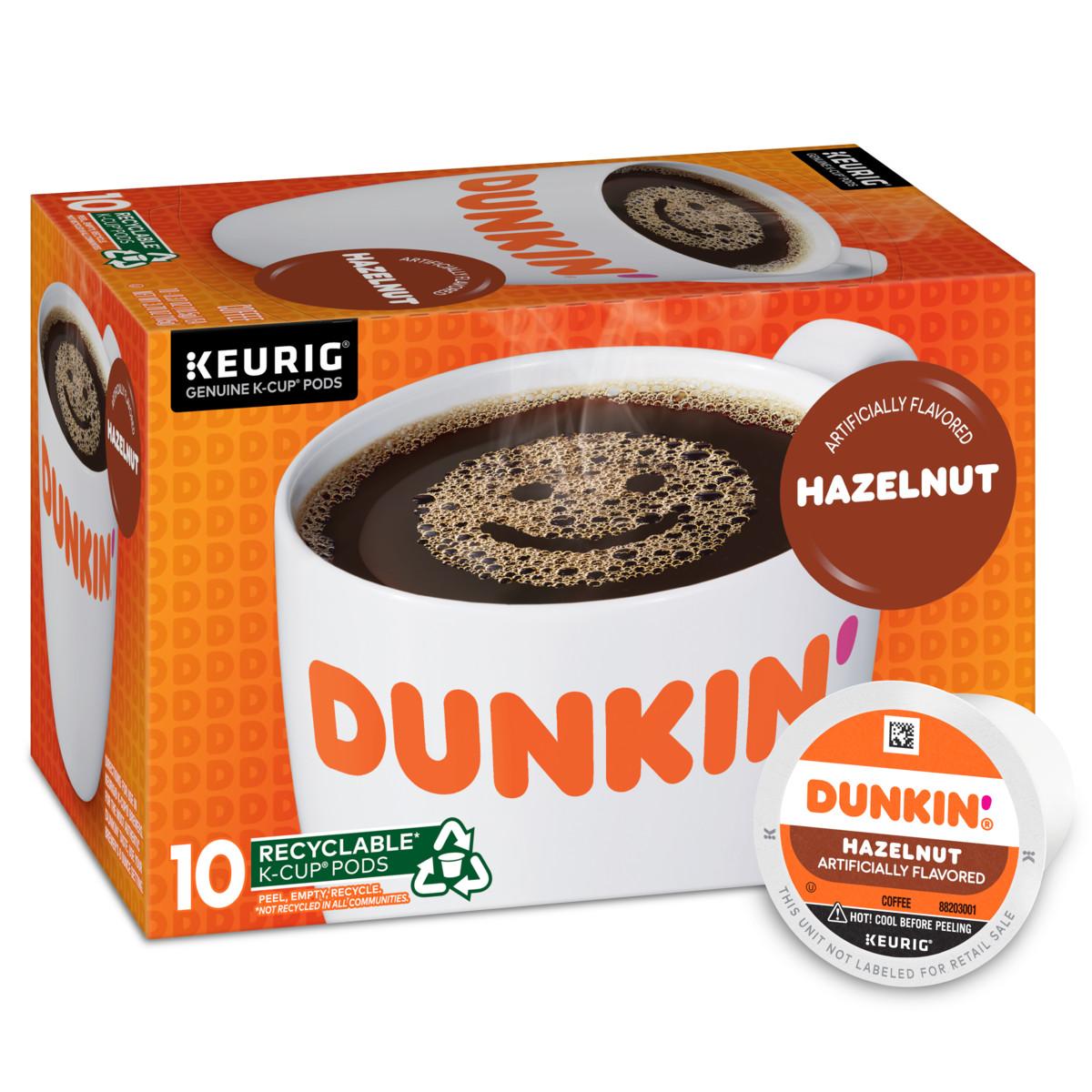 HazelnutK‑Cup® Pods