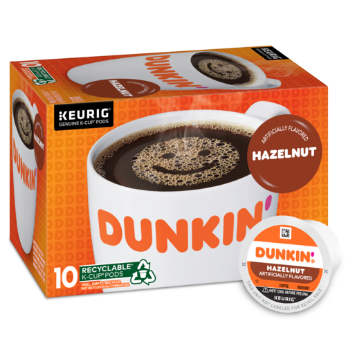Hazelnut Flavored K‑Cup® Pods