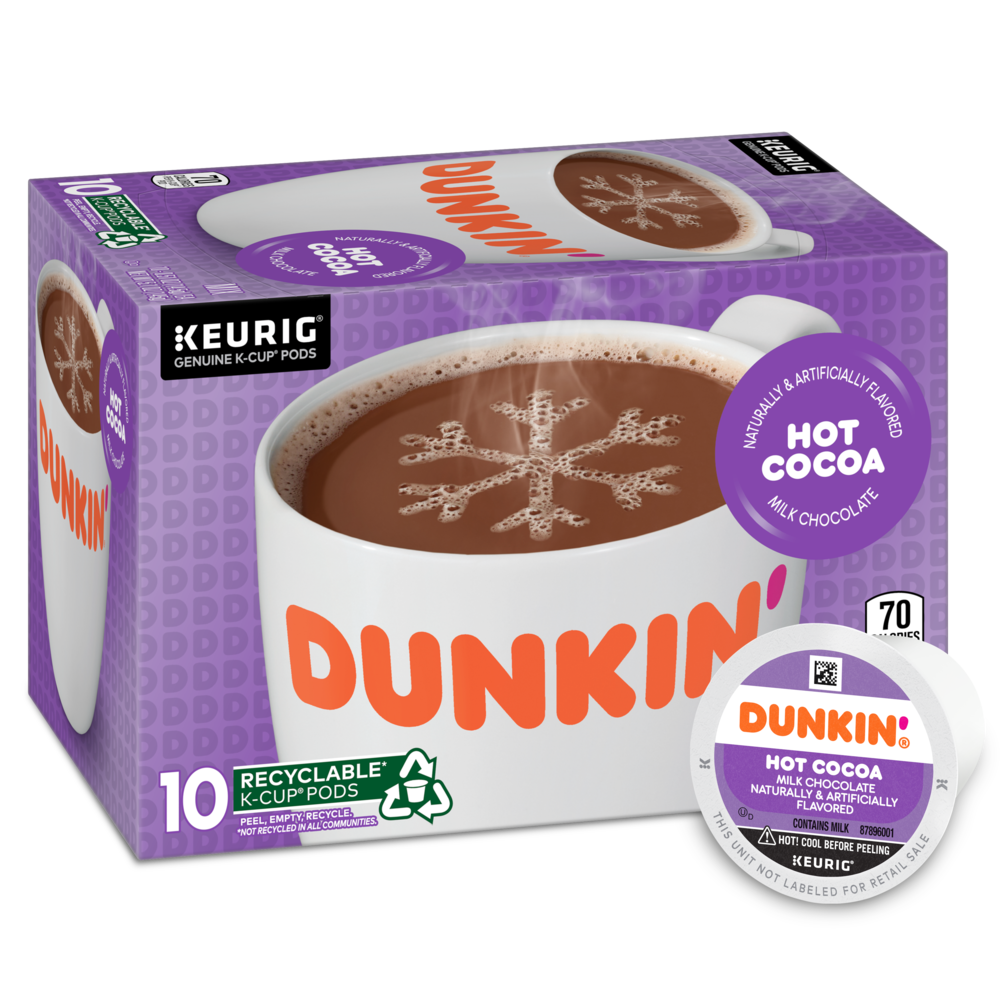 Hot Cocoa K-Cup® Pods