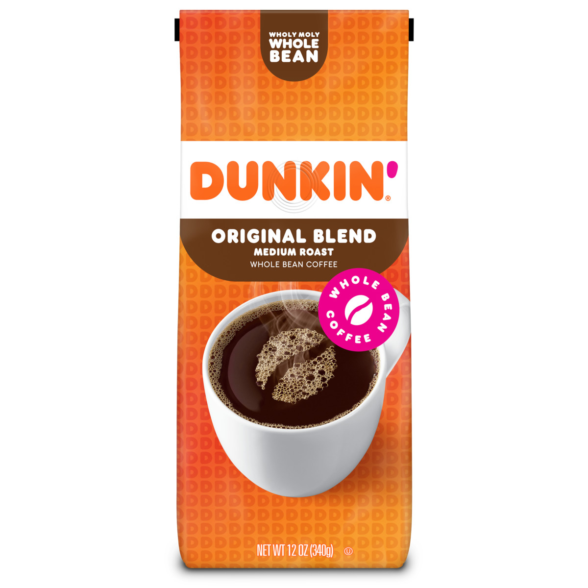 Original Blend Medium Roast Whole Bean Coffee