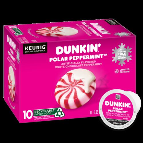 Polar Peppermint™ Coffee K‑Cup® Pods