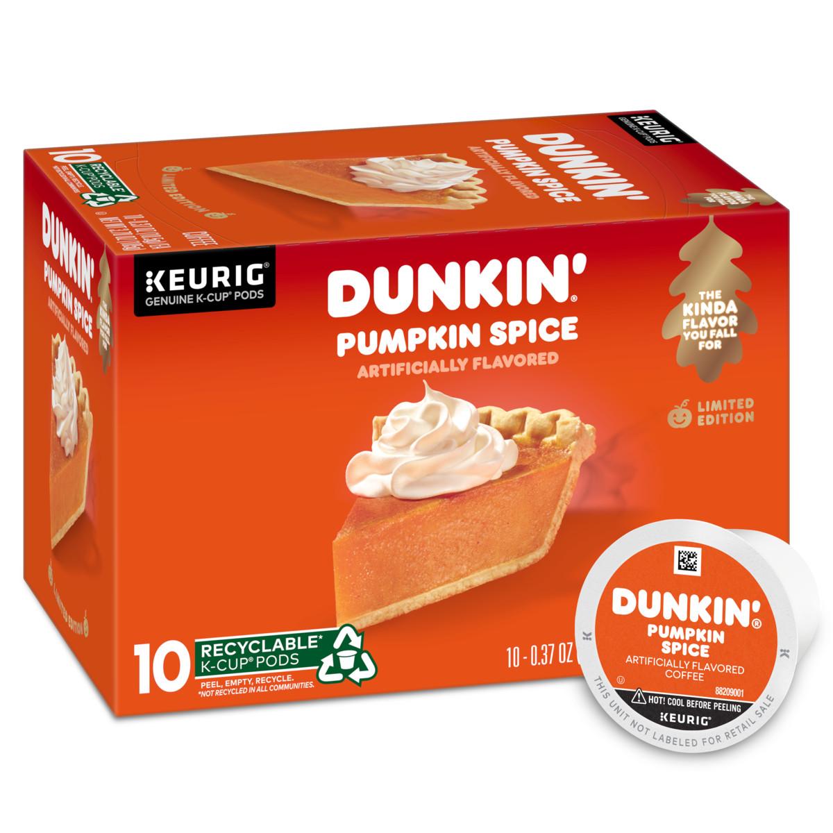 Pumpkin SpiceK‑Cup® Pods