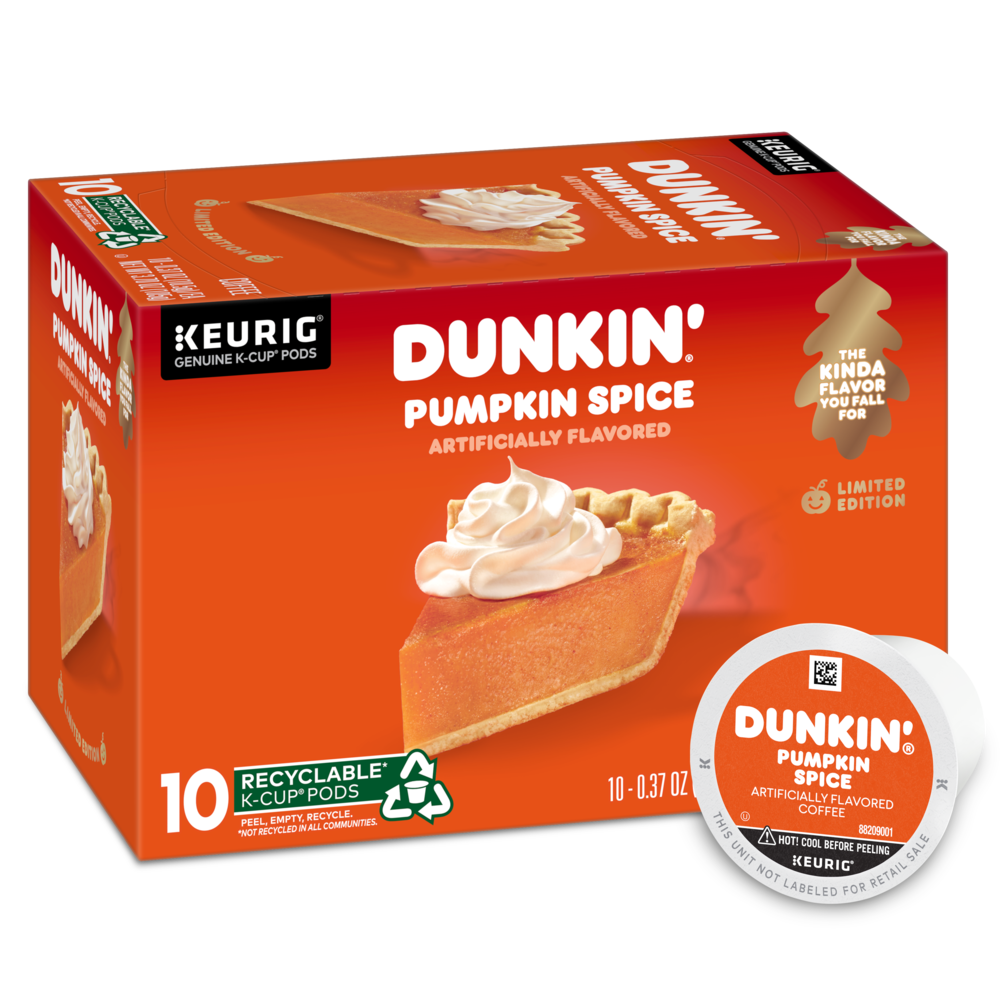 Pumpkin Spice Flavored K‑Cup® Pods