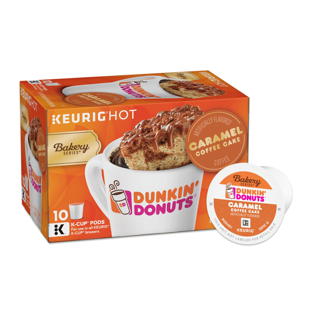 Bakery Series® Caramel Coffee Cake K-Cup® Pods