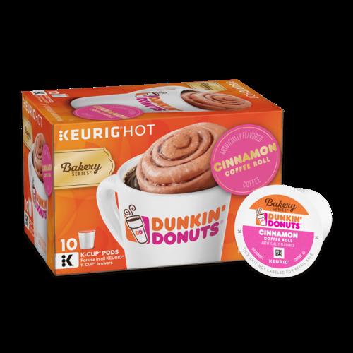 Bakery Series® Cinnamon Coffee RollK-Cup® Pods