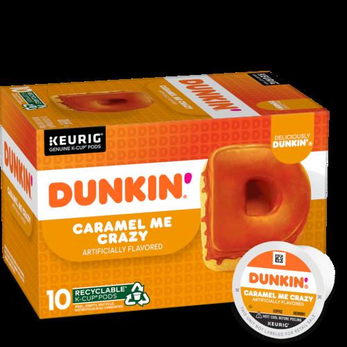 Caramel Me Crazy Flavored K‑Cup® Pods