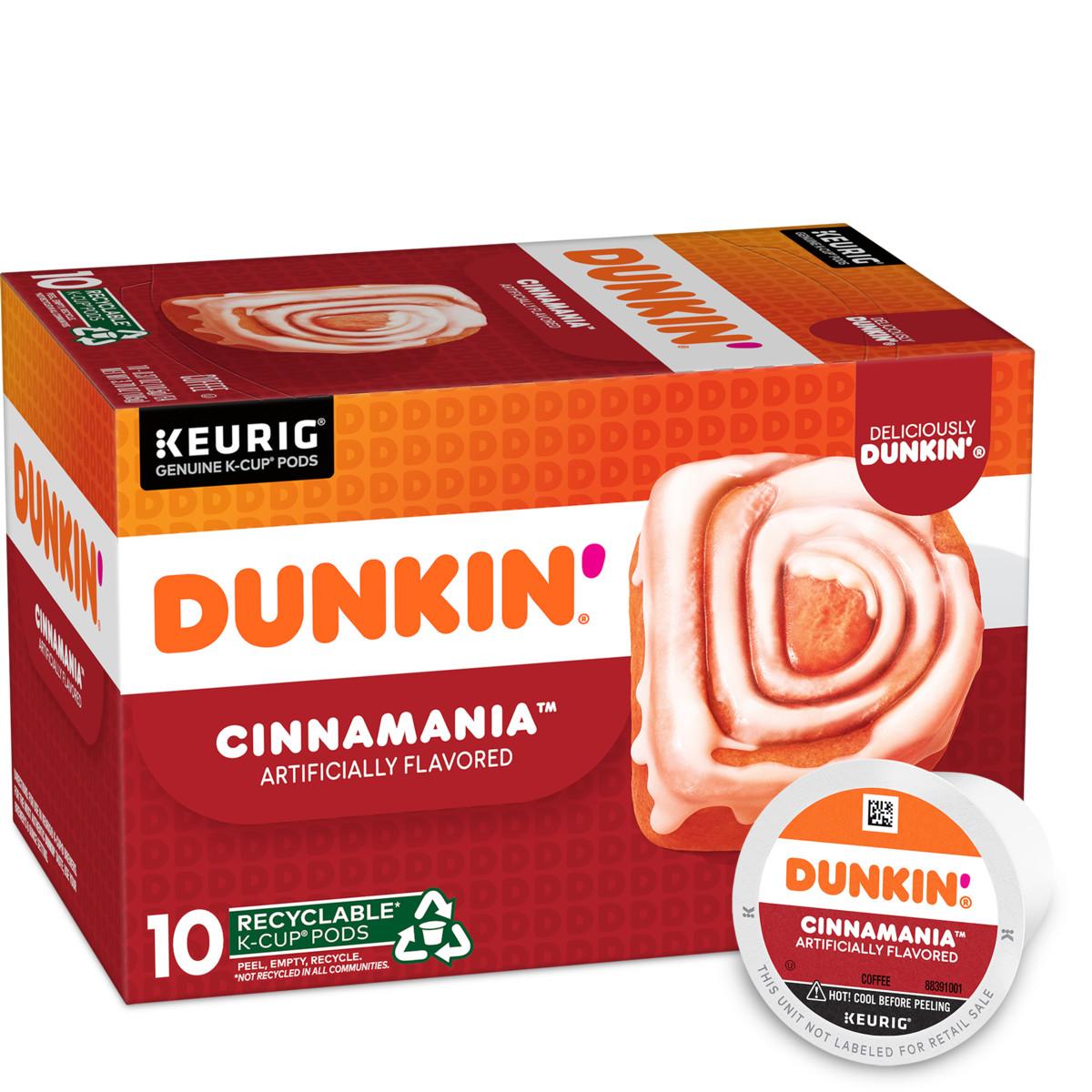 Cinnamania CoffeeK-Cup® Pods