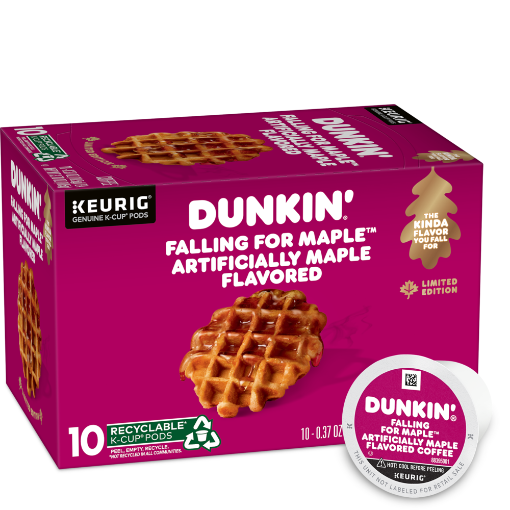 Falling for Maple Artificially Maple Flavored CoffeeK‑Cup® Pods