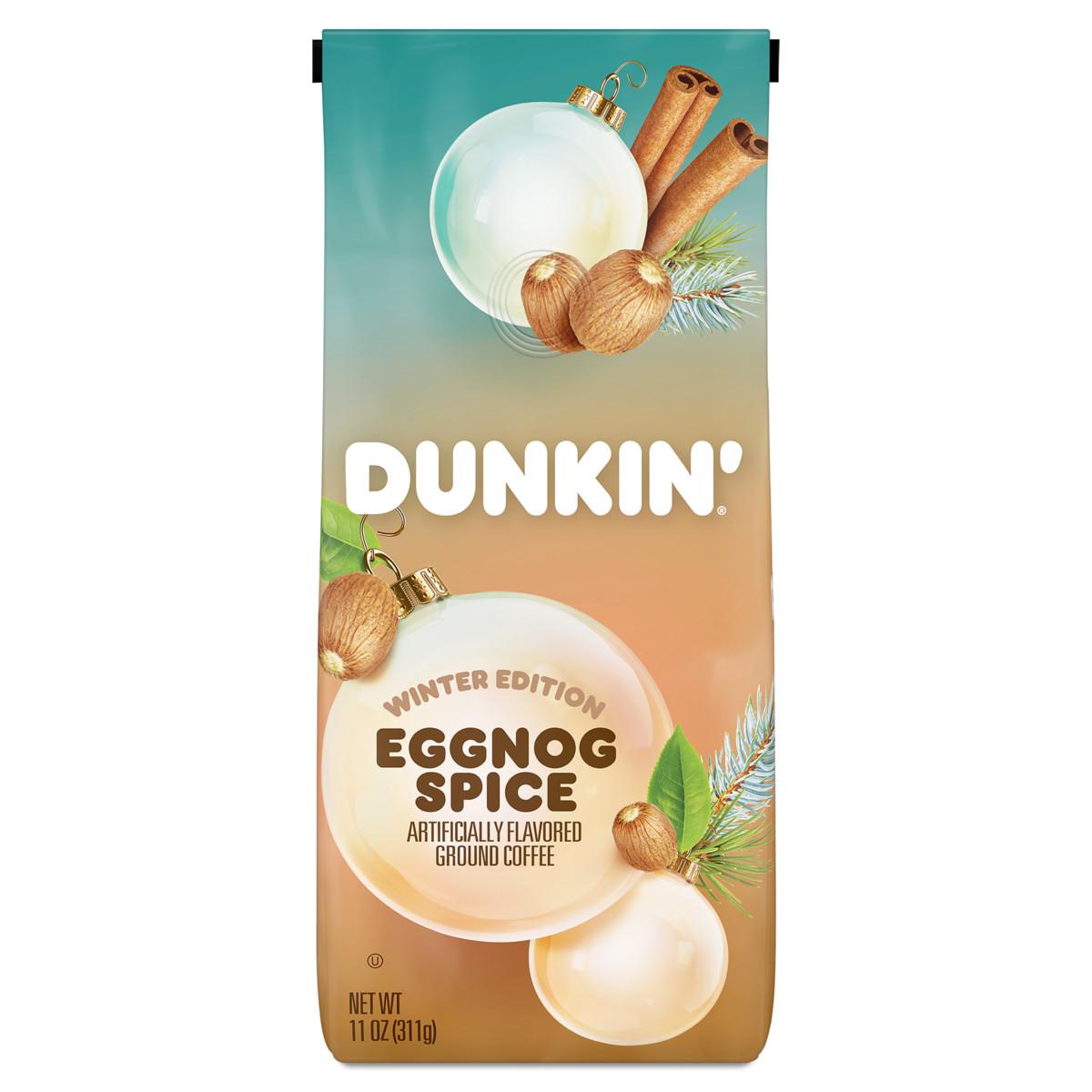 Eggnog Spice Coffee