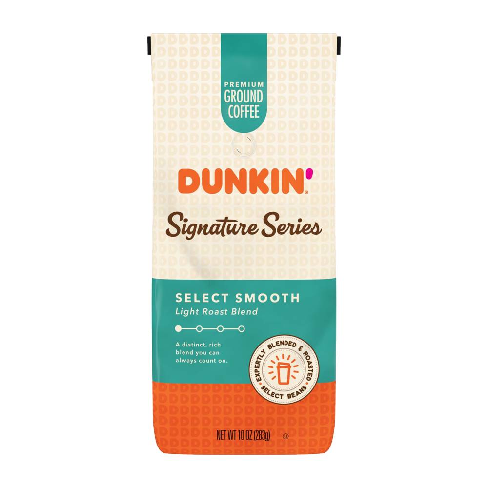 Dunkin'® Signature Series: Select Smooth Coffee