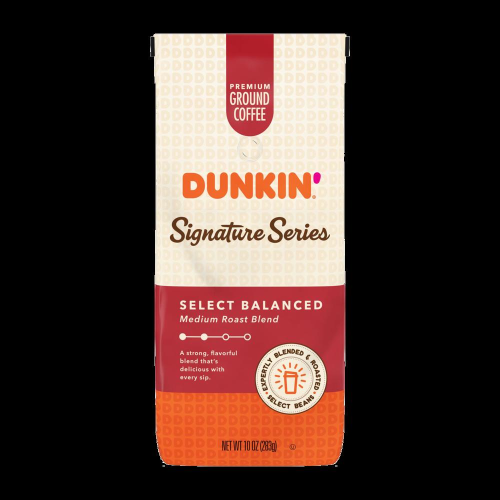 Dunkin'® Signature Series: Select Balanced Coffee