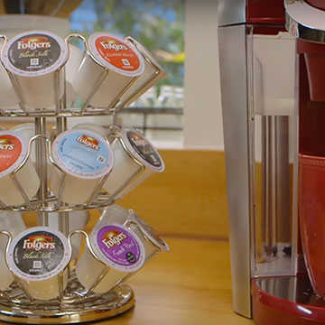 How To Brew K-Cup® Pods