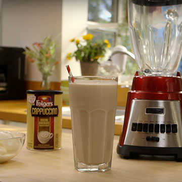 How To Make A Cappuccino Smoothie