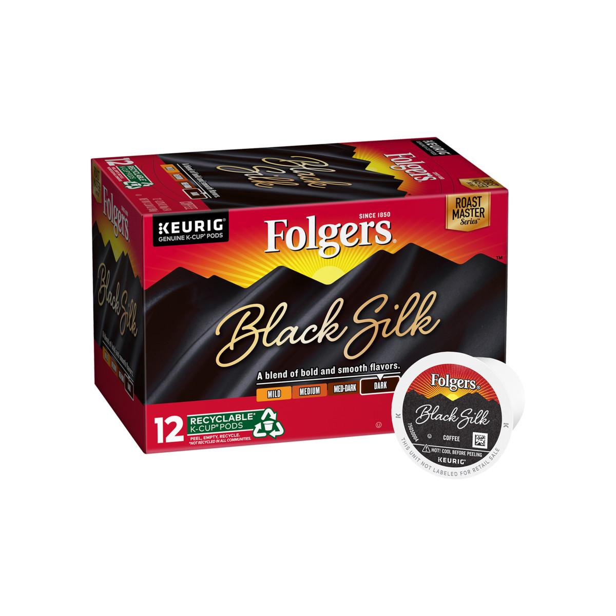 Black Silk K-Cup® Pods