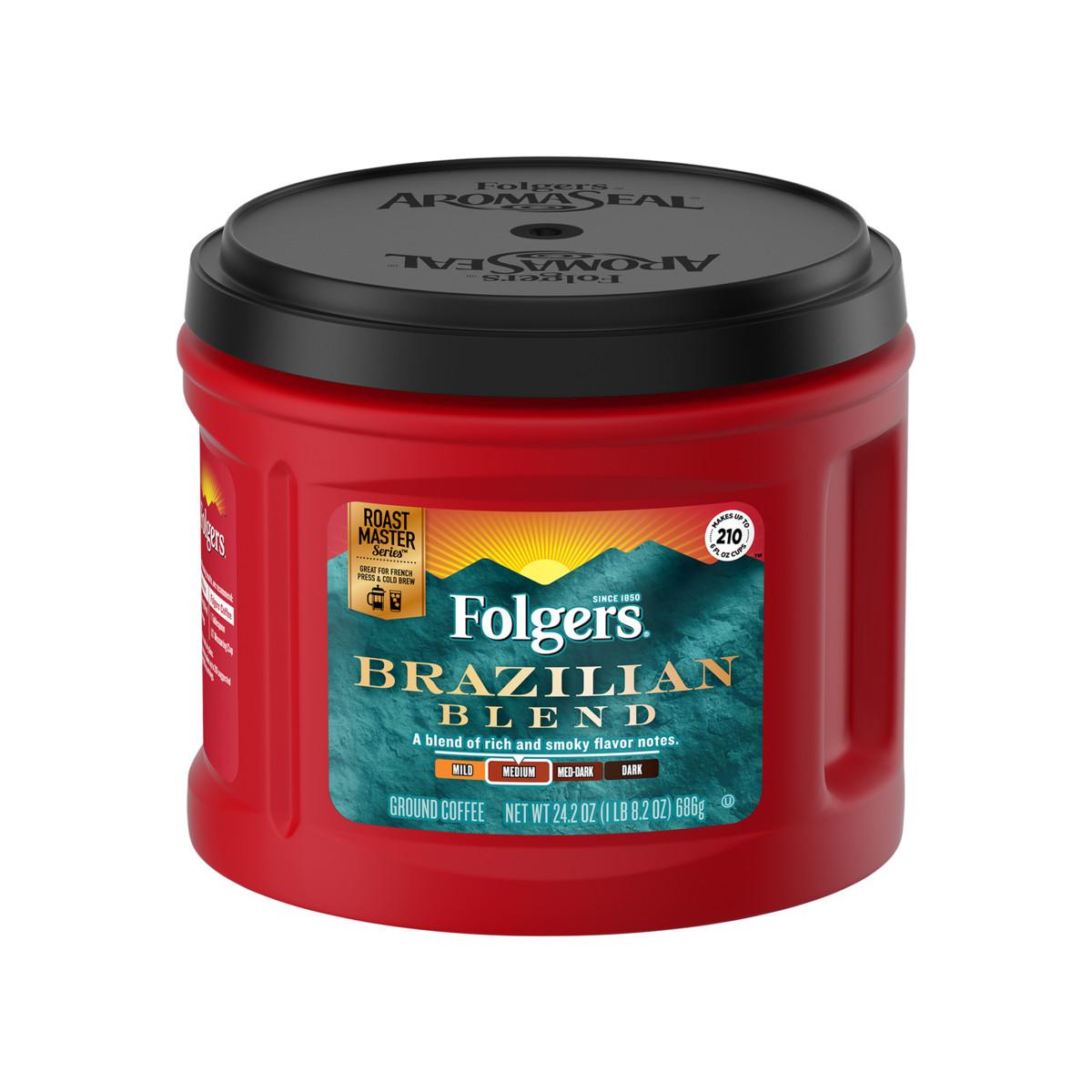 Brazilian Blend Coffee
