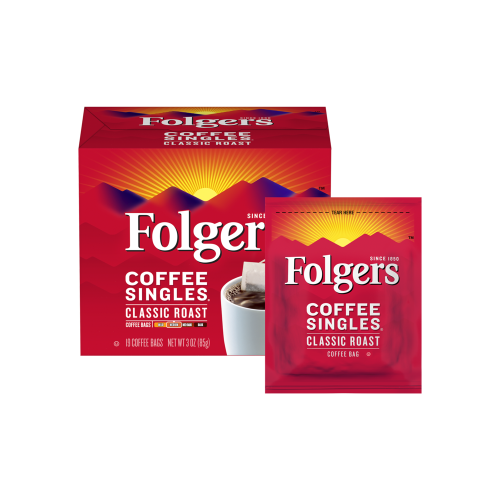 Classic Roast Coffee Singles