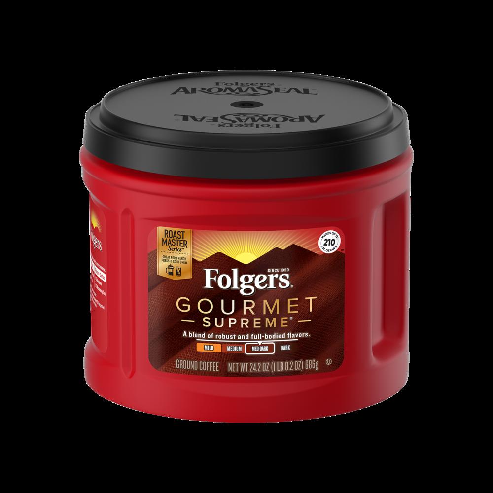 Gourmet Supreme Coffee