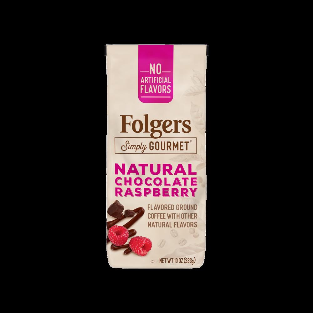 Natural Chocolate Raspberry Coffee