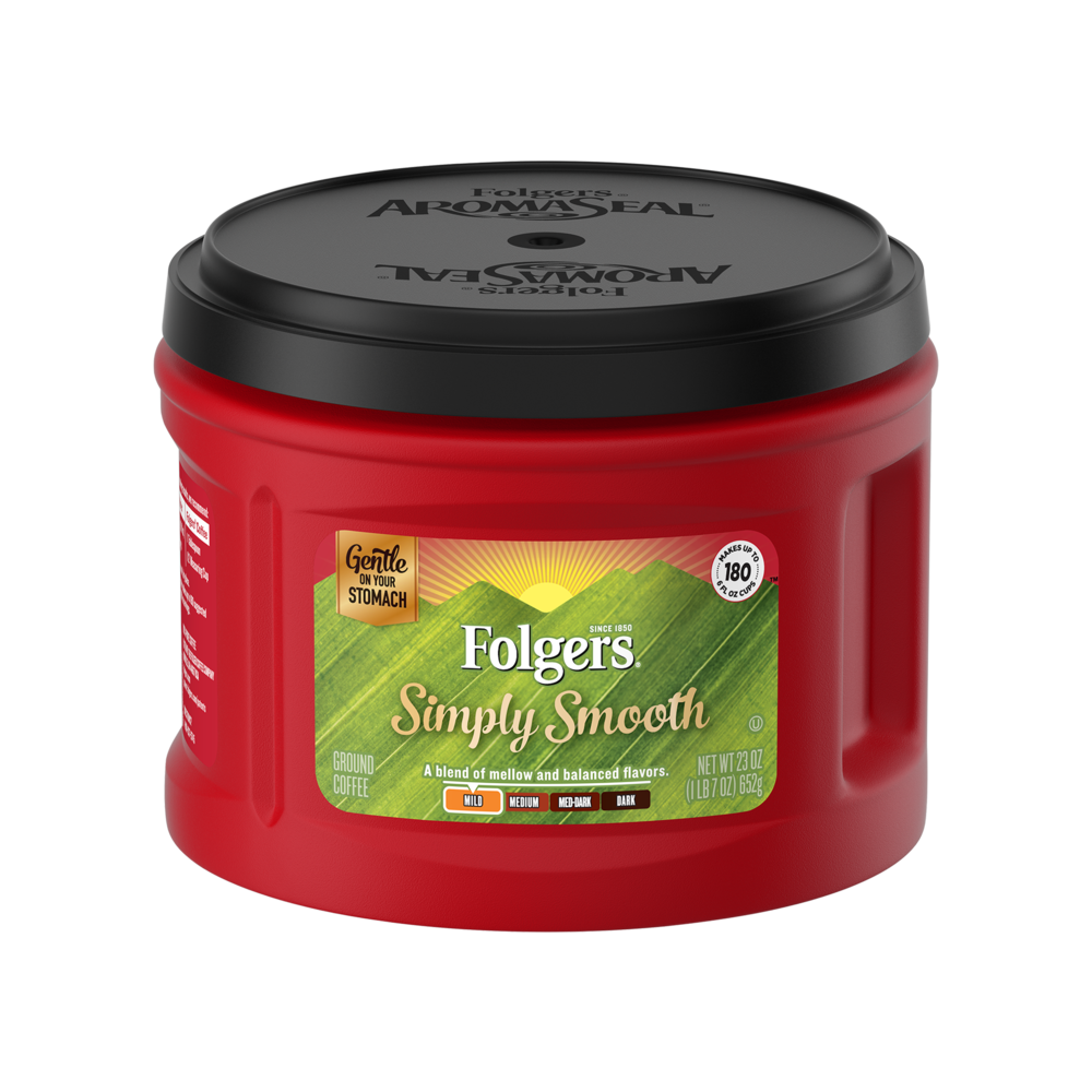 Folgers® Simply Smooth® Low Acid Coffee
