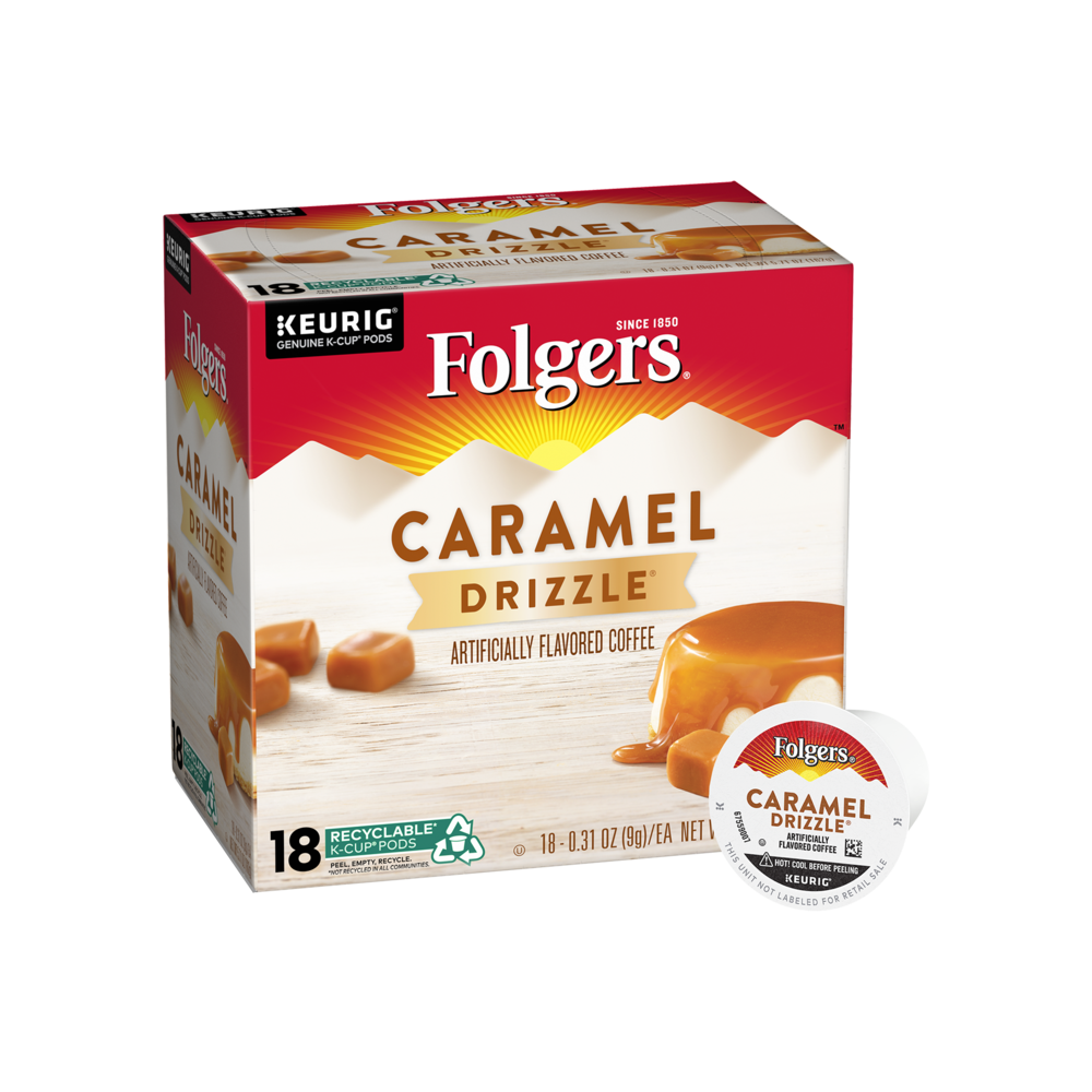 Caramel Drizzle®K-Cup® Pods