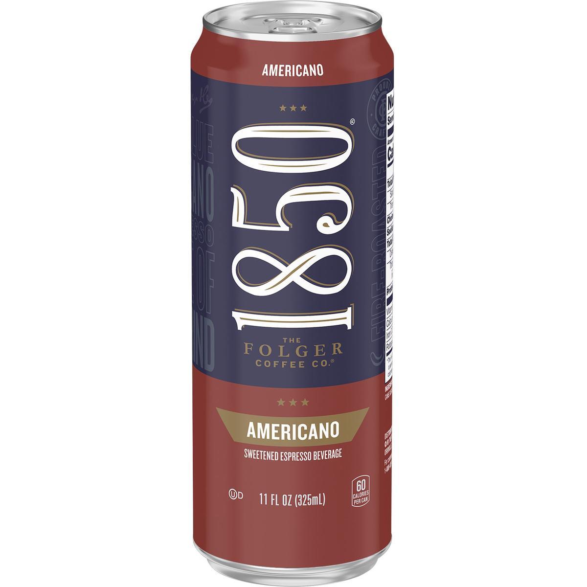 Americano Espresso Beverage